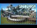 Snowcrash: The Bobsled Coaster! Coaster Spotlight 553 #PlanetCoaster