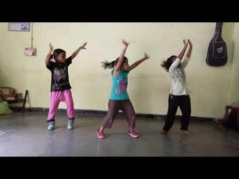 my students dj mass beat dance practice
