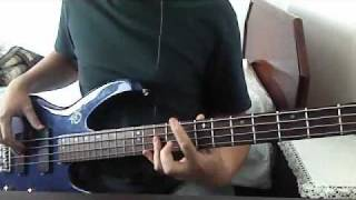 Cássa Eller - O Segundo Sol [bass cover]