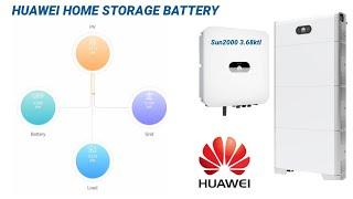 Givenergy or Huawei Sun2000 & Lunar2000 home storage hybrid battery