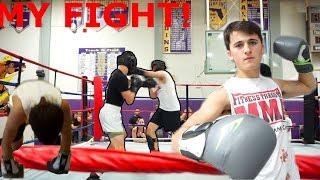 MY FIGHT...