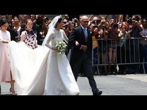 Boda real: Alessandra de Osma y Christian de Hannover se casan en iglesia de San Pedro