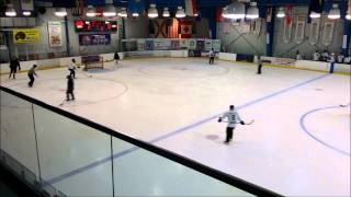 Skull Krushers vs 2 and 1/2 Nuts goals (May 24, 2014)