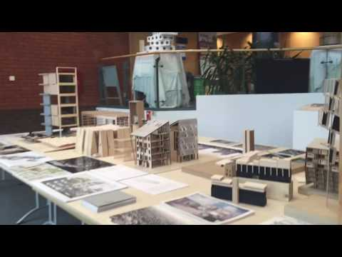 2016 Architecture Exhibition - London South Bank University