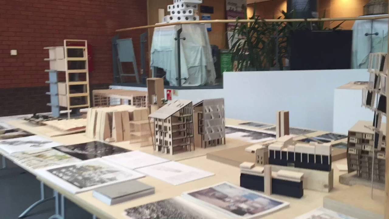 2016 Architecture Exhibition   London South Bank University