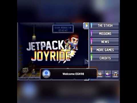 Jetpack Joyrdie secret achievement: Pretty Woman