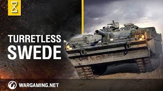 Turretless Swede - Strv-103