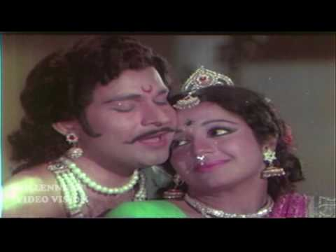 Malayalam Evergreen Film Song | Rajakumari | Amba Ambika Ambalika | K. J. Yesudas,P. Madhuri