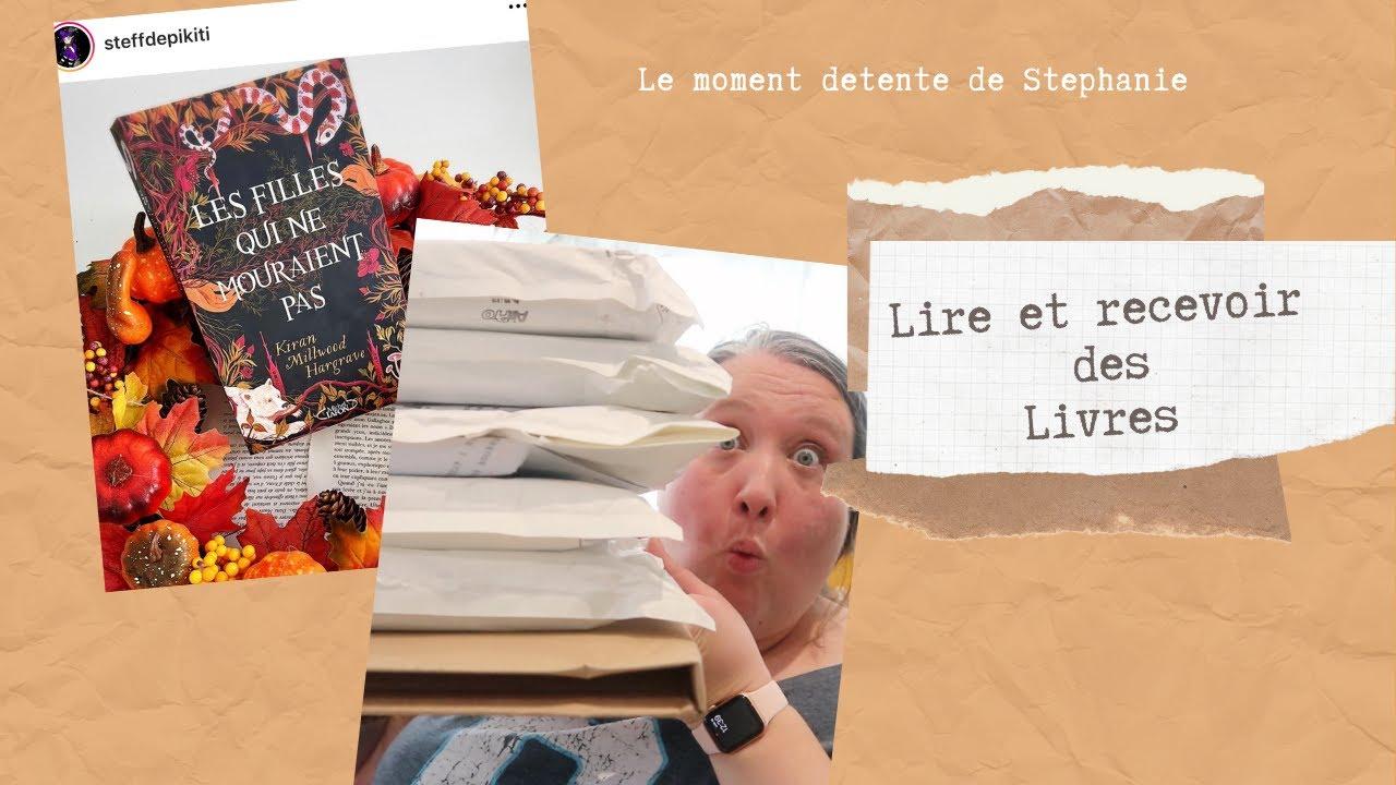 Download Lire et Recevoir des livres !! { Vlog Lecture }
