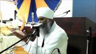 Bhai Panthpreet Singh Khalsa @ਗੁਰਦੁਆਰਾ ਗੁਰੂ ਨਾਨਕ ਗੁਰਸਿੱਖ ਟੈਪਲ ਲਿੰਡਨ Oct 14/13