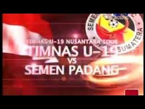 FIRST HALF TIME FULL | TimNas U19 vs Semen Padang U21 | 1-0