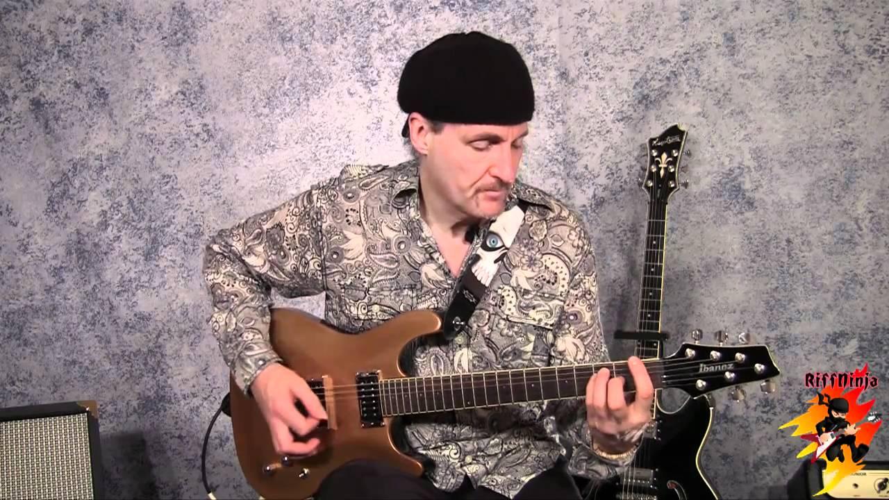 Guitar Lesson Sharp Dressed Man Chords Youtube