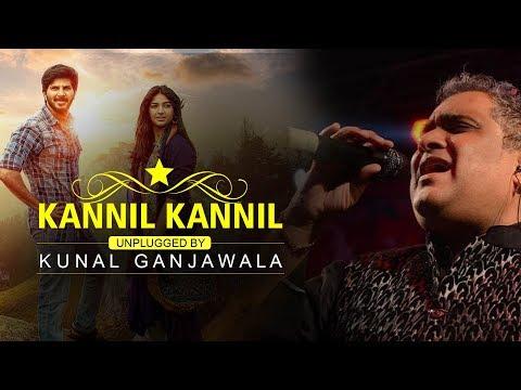 Kannil Kannil Unplugged By Kunal Ganjawala | Comrade In America ( CIA ) | Gopi Sundar | DQ