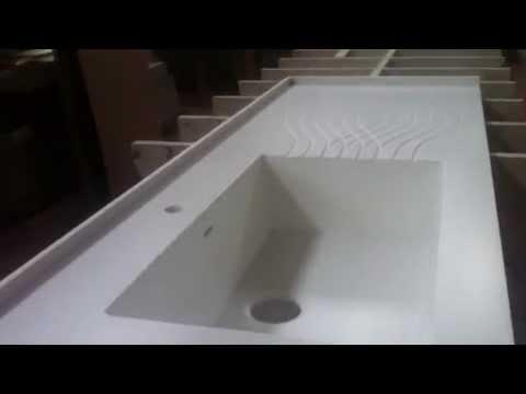 Piani corian - YouTube