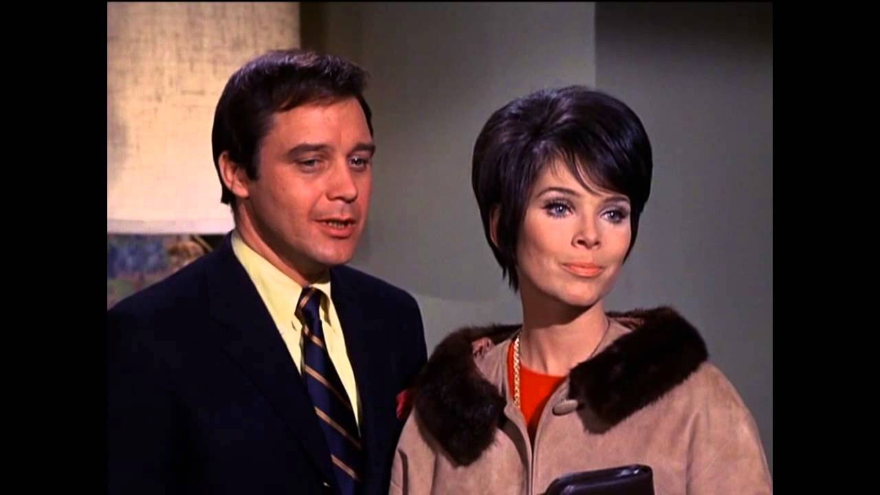 Arte Johnson Love Boat Love American Style With Yvonne Craig Michael Callan And Penny Fuller