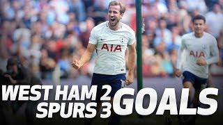 Download Video GOALS | West Ham 2-3 Spurs MP3 3GP MP4