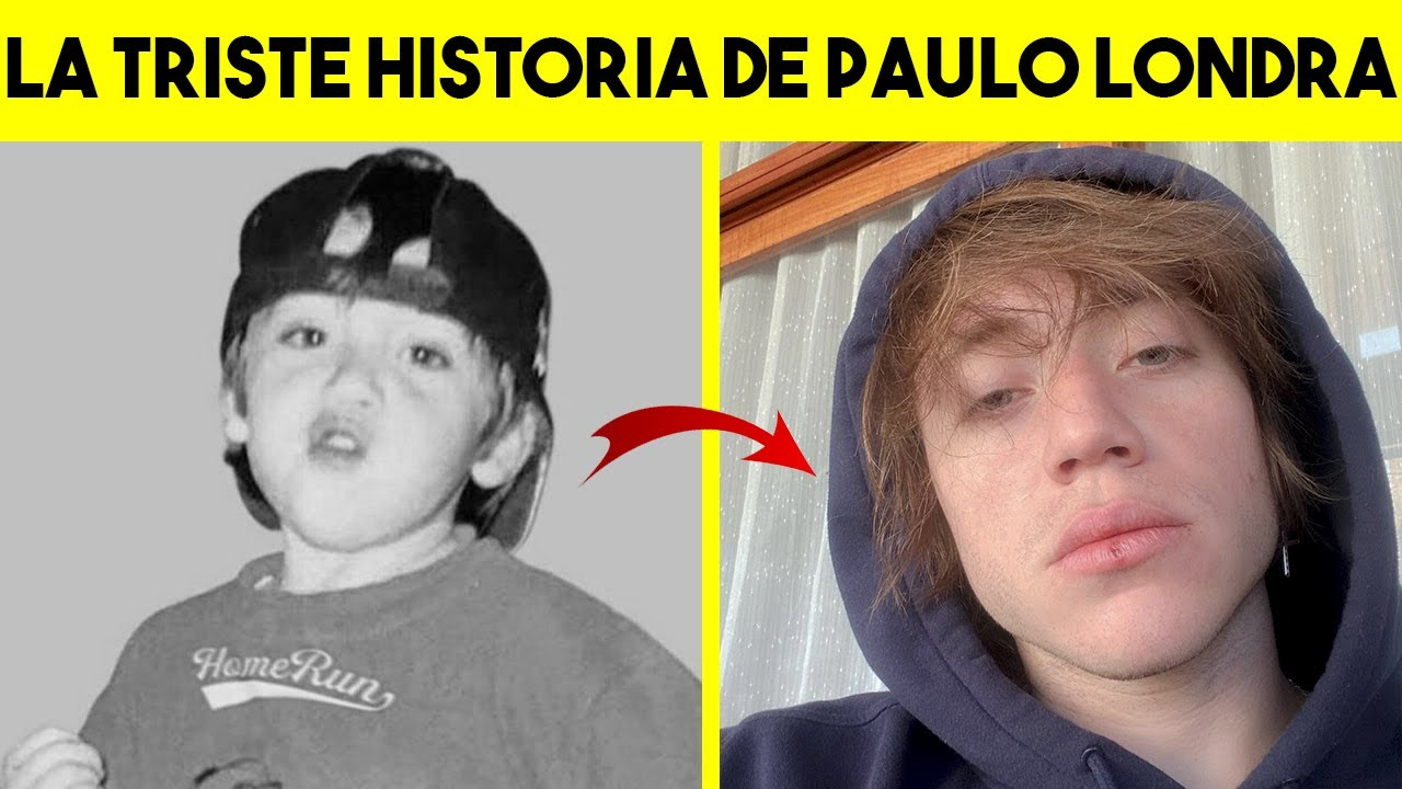 La Triste Historia De PAULO LONDRA | Detrás de la Fama | Tal Vez | Tendencias y Tops 2021