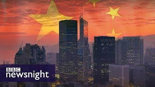 S Democracy In Hong Kong Under Threat – BBC Newsnight