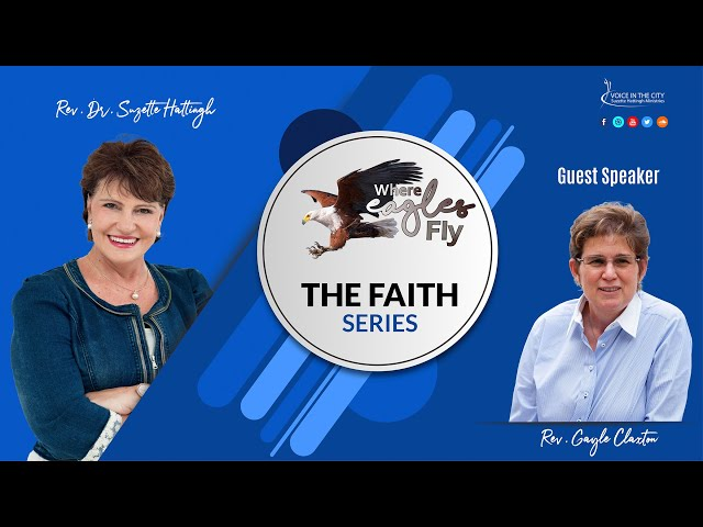 Where Eagles Fly - Faith the Key to Victory / EP14 complete version