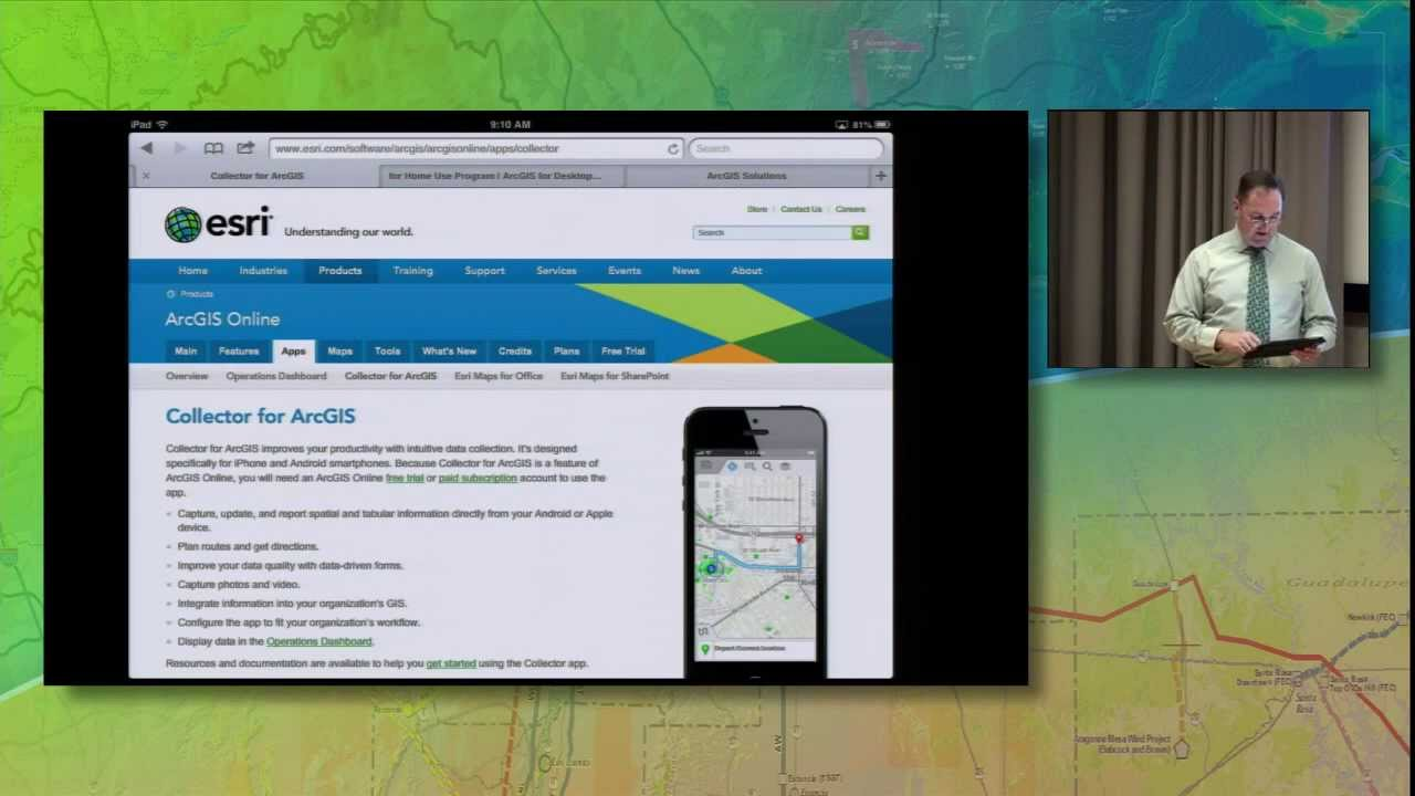 6 - Sharpen Your Skills - Collector for ArcGIS and Dashboard