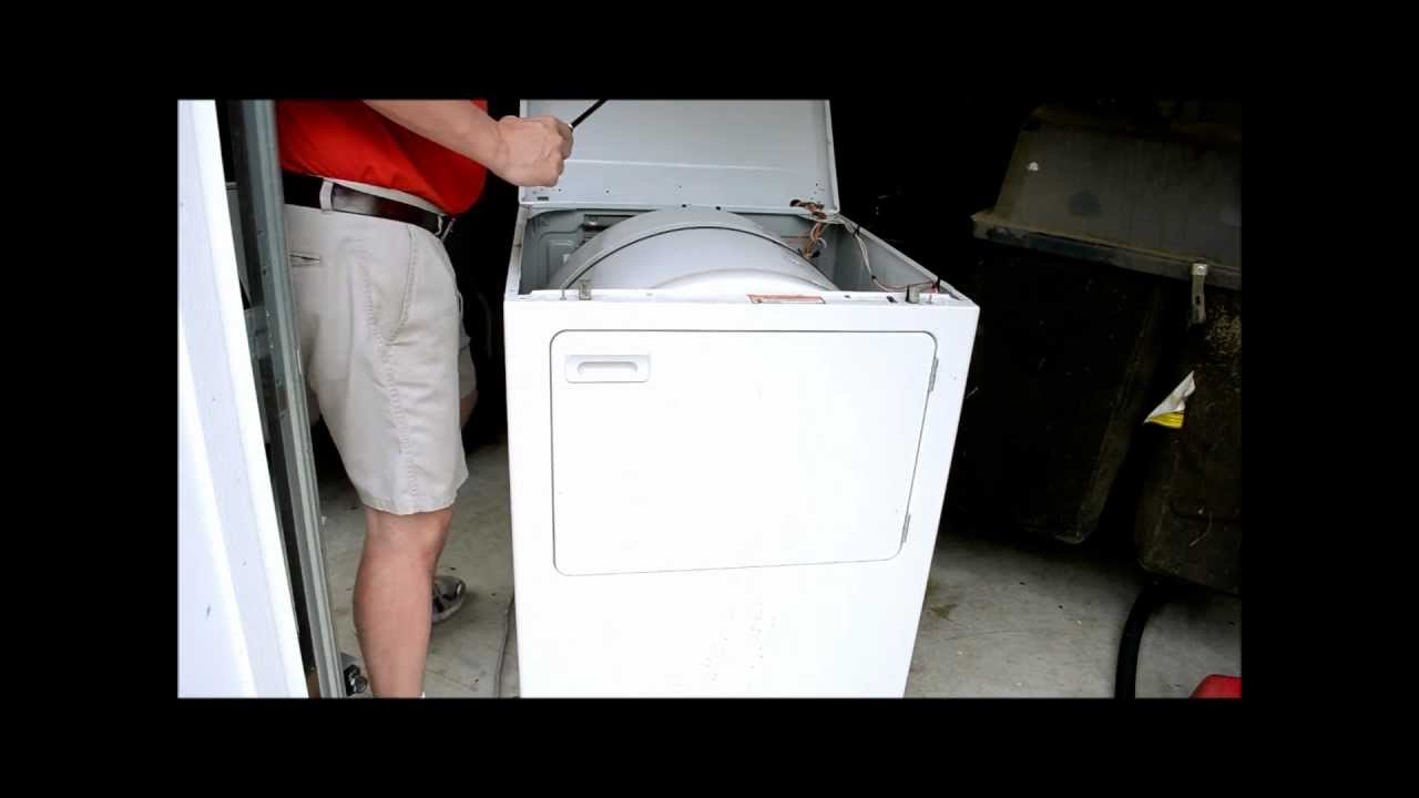 Kenmore 500 Gas Dryer Manual