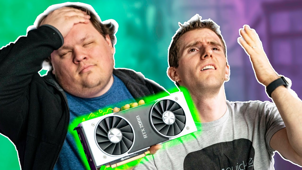 We Broke the WRONG Record! - RTX Overclocking