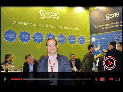 SAS Institute: Analytics, a game changer in 5G era @ MWC 2018