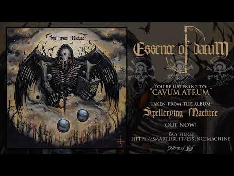Essence of Datum - Cavum Atrum (Official Track)