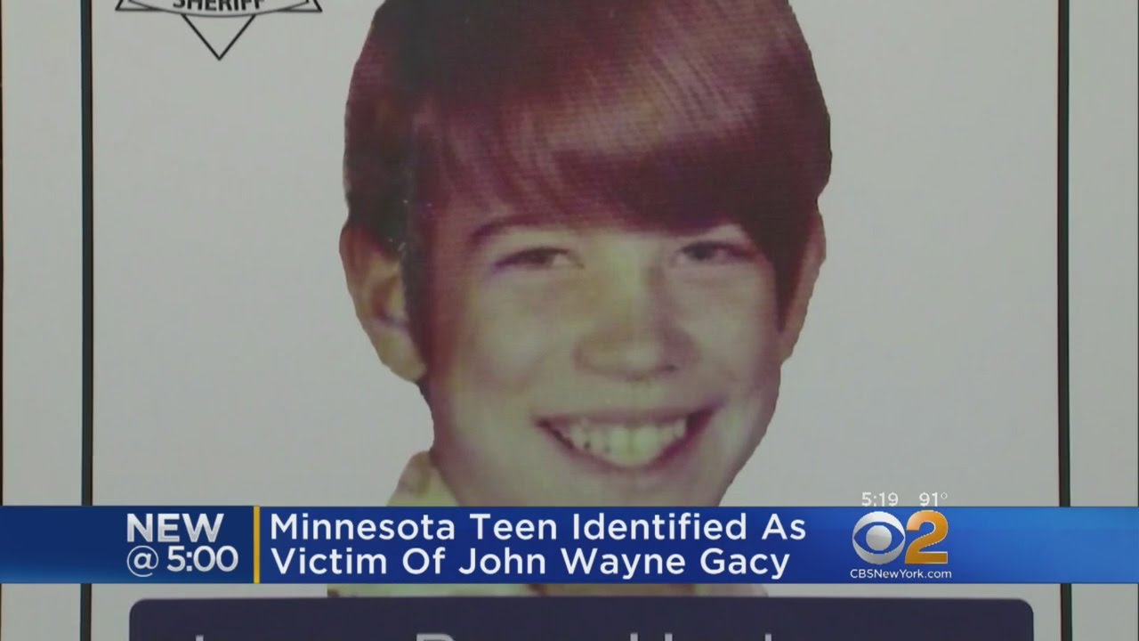 Minnesota Teen Identified As Victim Of John Wayne Gacy