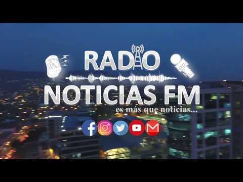 Desde #Tegucigalpa, transmite Radio Noticias FM Honduras