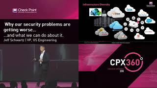 Cyber Security Trends, Jeff Schwartz - CPX 360 2018, Why Our Security Problems are Getting Worse