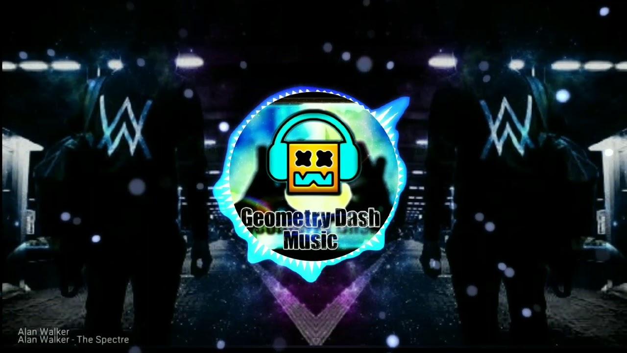 Spectre Alan Walker Full Song Roblox Alan Walker The Spectre Geometrydashmusic Youtube