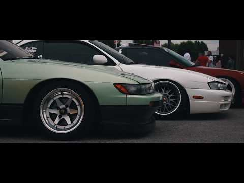 Premiere Auto Sports Summer Cruise-In / Shawn's Evo, Michael's Bagged Beetle   Death Row Squad