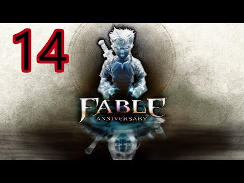 Fable Anniversary Evil Playthrough Part 14 - Bargate Prison [1080P HD]