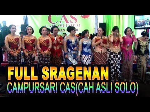 FULL SRAGENAN CAMPURSARI CAS//TETESING TRESNO(BOTOK PENYANYI)
