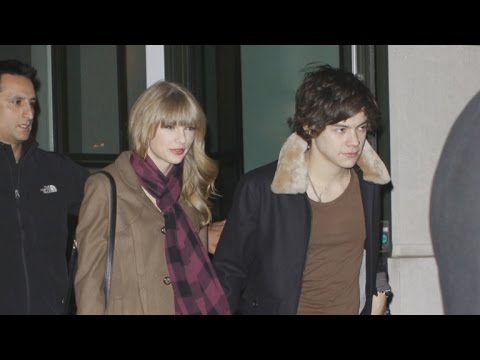 taylor swift and harry styles dating november 2012