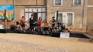 Calligramme - Bueil en Touraine 22/08/20