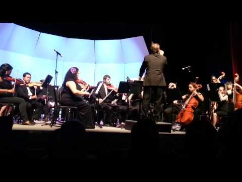 20131205 Valencia State Orchestra Christmas Concert