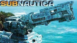 Subnautica #2   VANZEMALJSKA BAZA (PRECURSOR GUN)