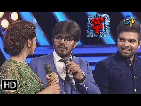 Intro   Dhee 10   11th July 2018   ETV Telugu