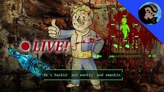 Fallout 4 LIVE! SURVIVAL MODE - Wasteland Renegade, No Faction is Safe! PS4 1.16 Update