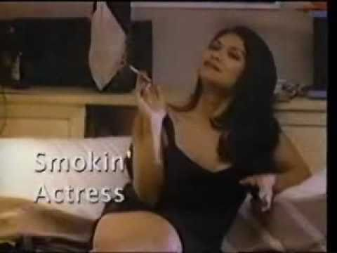 Nia Peeples Fight Reel