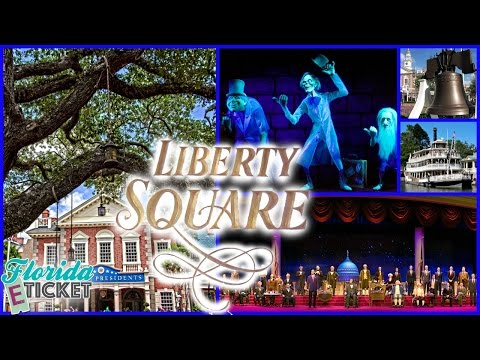 Florida E-Ticket - 'Unlocking The Magic: LIBERTY SQUARE' - Feb. 27, 2016