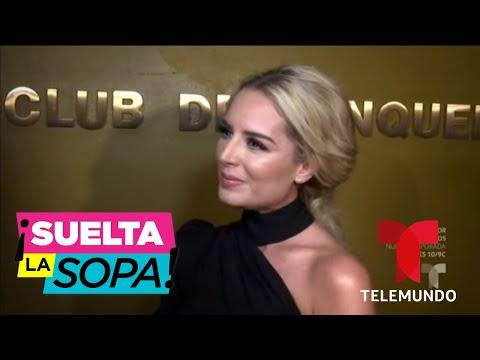 Tania Ruiz Revela Intimidades De Enrique Peña Nieto   Suelta La Sopa   Entretenimiento