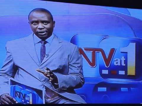 NTV @ 1 News promo
