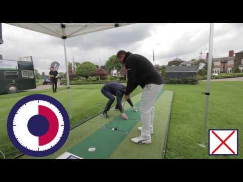 American Golf Pressure Putt Challenge   Peter Phillips