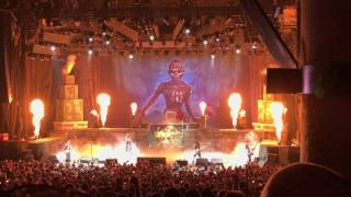 Baixar Iron Maiden - The Book of Souls Live(Mansfield 7-19-17)