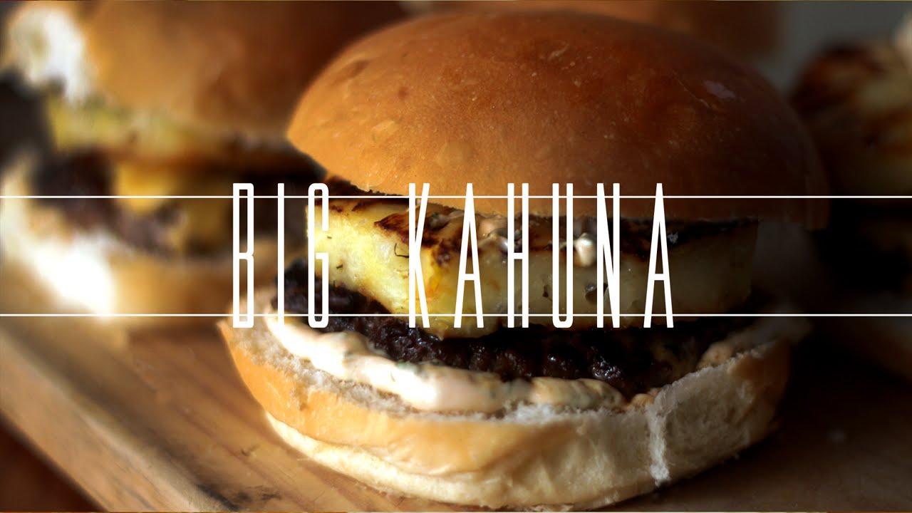 "Big Kahuna Burger de ""Pulp Fiction""   Comida de Cinema #68"