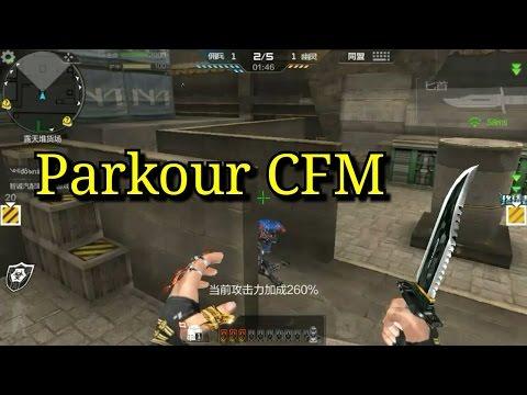 Bình Luận Cf Mobile | Parkour Cfm By Ân St 28/02/2017