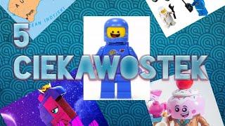 5 ciekawostek o Lego Przygodzie 2!